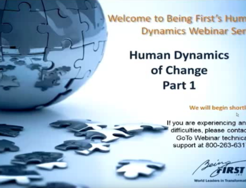 Human Dynamics of Organizational Change & Transformation – Part 1: Turning Resistance into Commitment