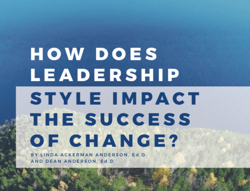 How Command and Control as a Change Leadership Style Causes Transformational Change Efforts to Fail