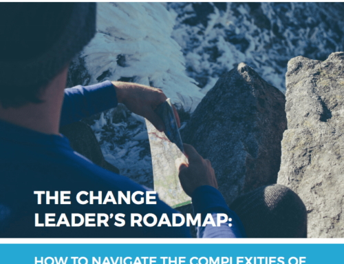 The Change Leader's Roadmap: How to Navigate the Complexities of Your Organization's Transformation